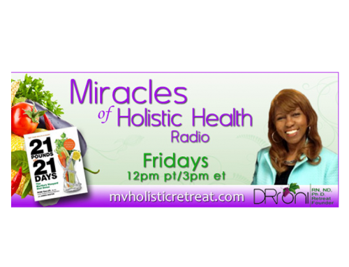 The Dr. Roni Show – Miracles of Holistic Health