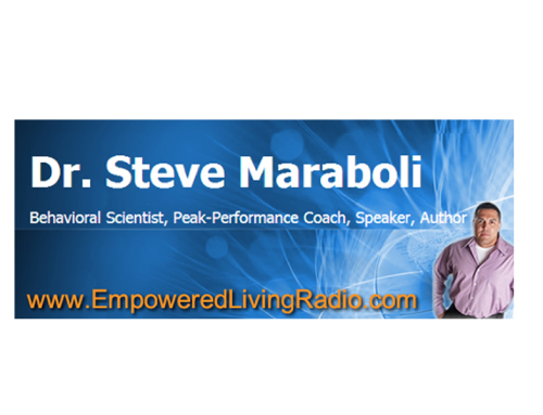 Empowered Living Radio with Host Dr. Steve Maraboli