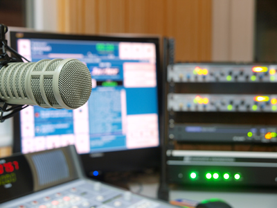 talk radio crowdfunding